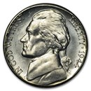1944-S Silver Wartime Jefferson Nickel BU